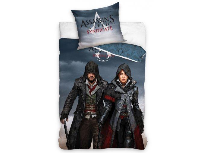 Povleceni Assassins Creed Jacob Evie 161010 game