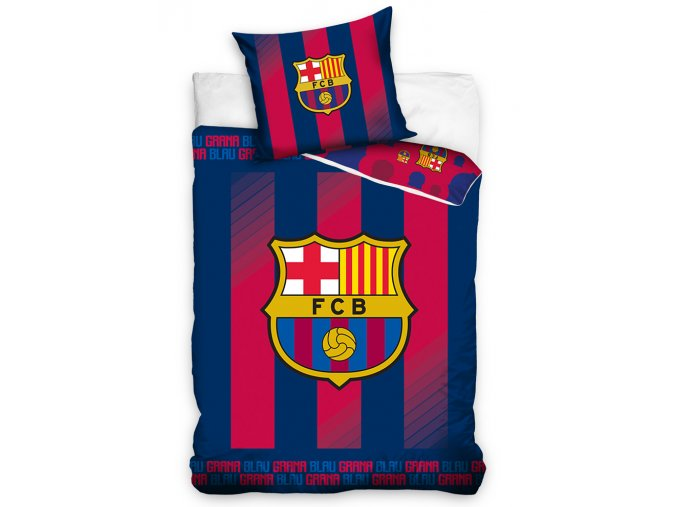 Fotbalove povleceni FC Barcelona Blaugrana 16 4008