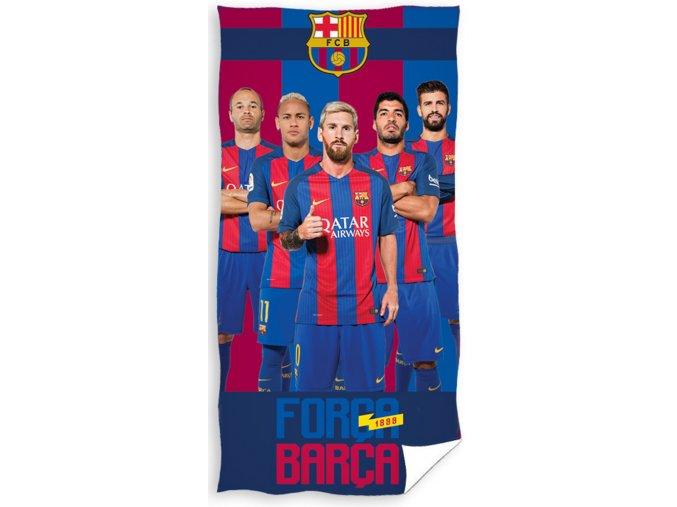 Fotbalova osuska FC Barcelona Hraci 16 1039