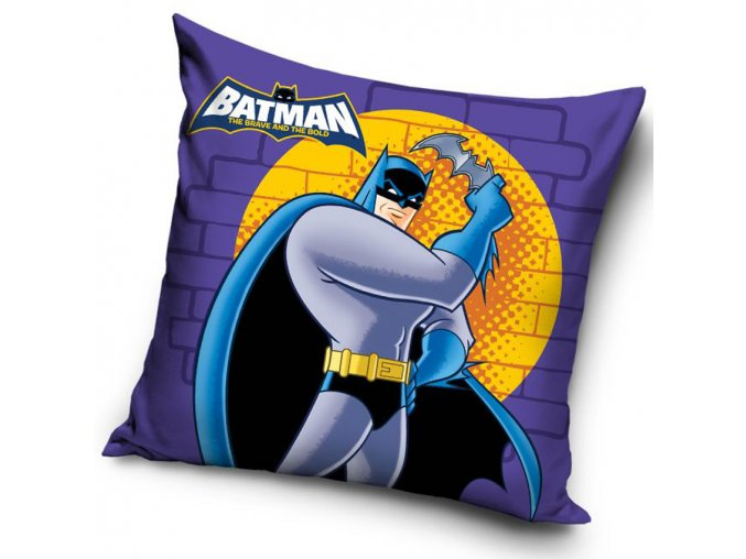 Detsky polstarek Batman Wall 16 3003