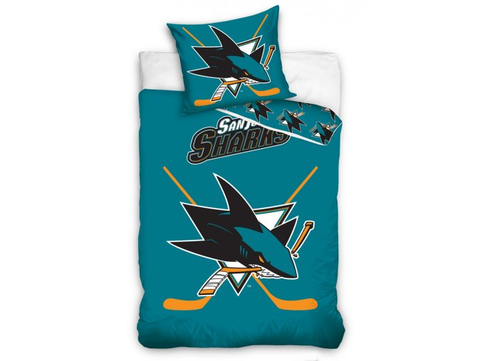 Svitici povleceni San Jose Sharks