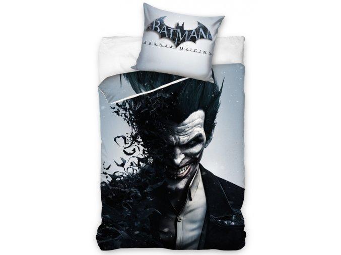 Detske Povleceni Batman Arkham Joker 16 1004