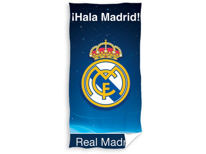 Fotbalova osuska Real Madrid Hala Madrid