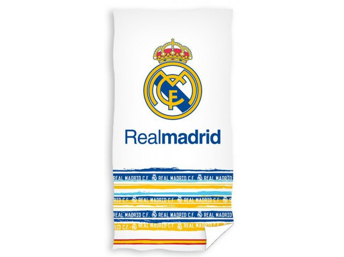 Fotbalova osuska Real Madrid White 173010