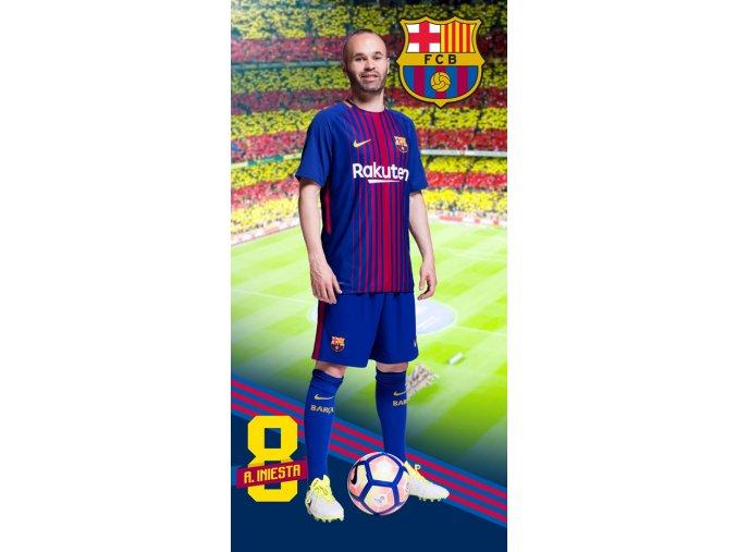 Fotbalova osuska FC Barcelona Iniesta 2018 172077