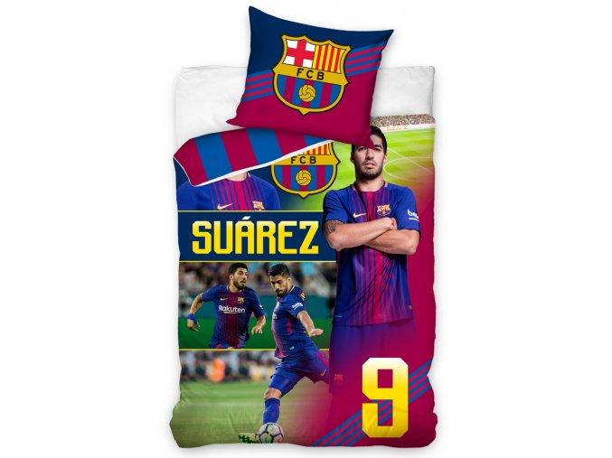 Fotbalove povleceni FC Barcelona Suarez fcb172049