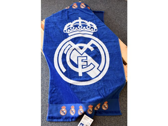 Zakarova osuska Real Madrid White Blue