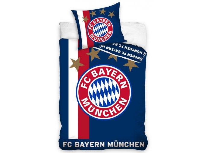 Fotbalove povleceni Bayern Mnichov Modre