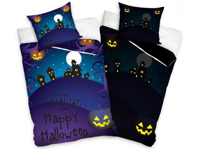 Svitici povleceni Happy Halloween k 171001