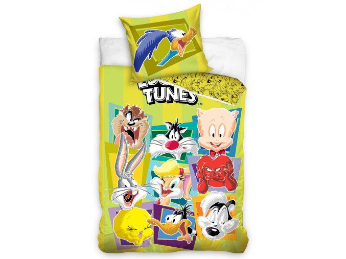 Detske povleceni Loonely Tunes