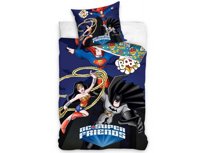 Detske povleceni DC Superfriends