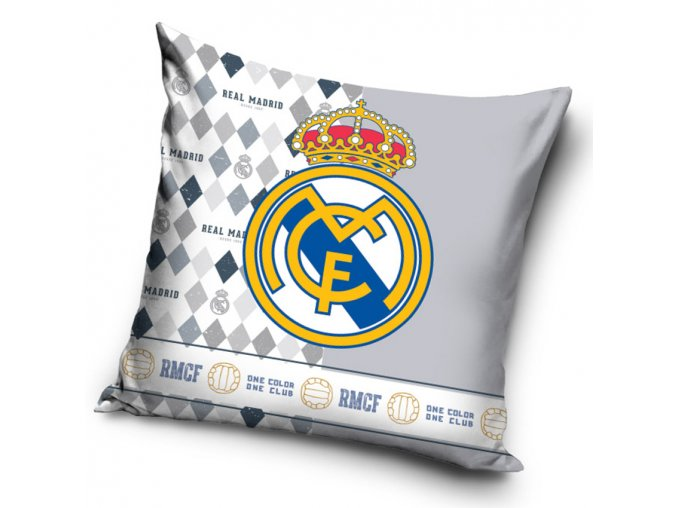 Polstarek Real Madrid Grey Side