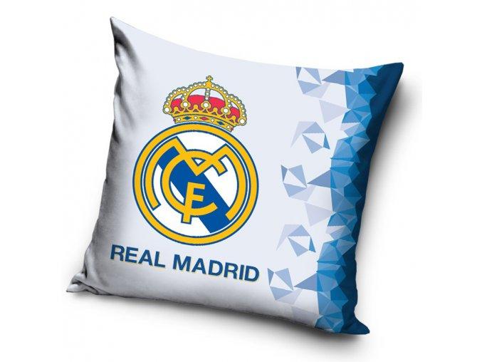 Polstarek Real Madrid Blue Diamonds