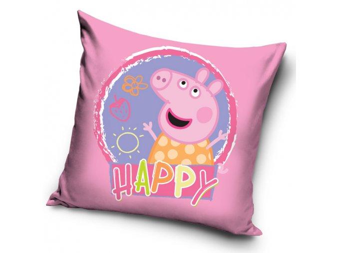 Polstarek Prasatko Peppa Sweet Happy