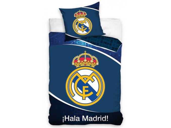 Fotbalove povleceni Real Madrid Dark Blue