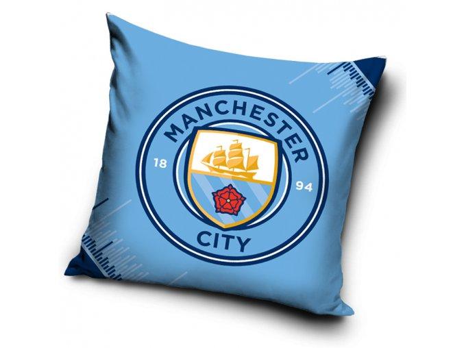 Fotbalovy polstarek Manchester City Compass