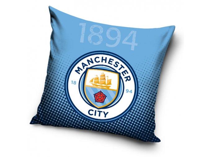 Fotbalovy polstarek Manchester City Lost