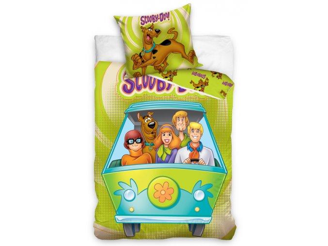 Detske povleceni Scooby Doo Na Cestach