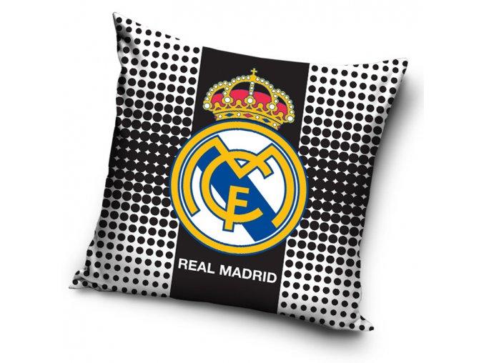 Polstarek Real Madrid Black Dots