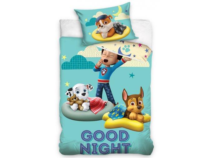 Povleceni do postylky Tlapkova Patrola Good Night