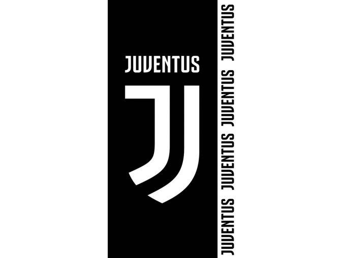 Fotbalova osuska Juventus FC Black Color