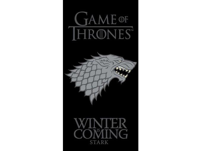 Detska osuska Hra o truny Winter is Coming
