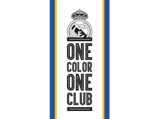 Fotbalova osuska Real Madrid One Color One Club