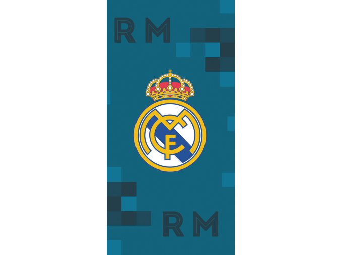 Fotbalova osuska Real Madrid Dados Blue