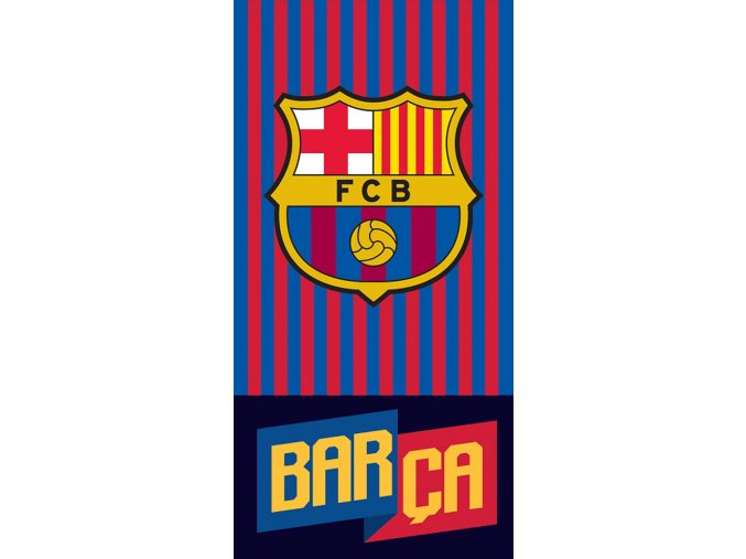 Fotbalova osuska FC Barcelona Barca Forever