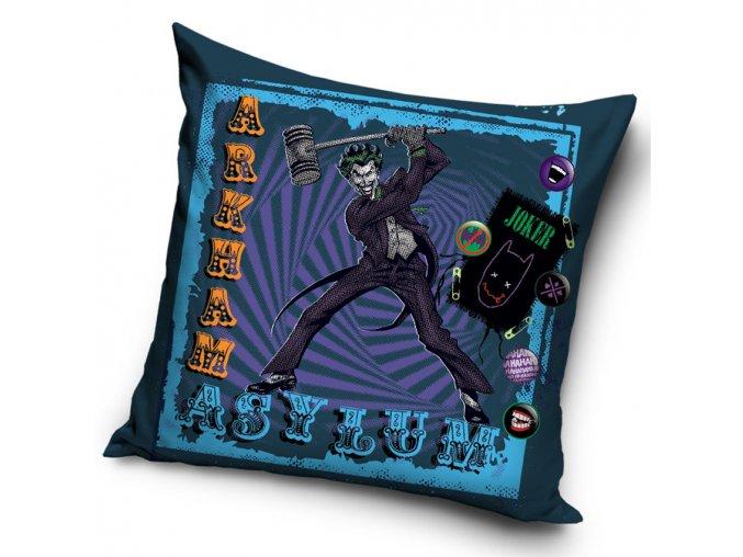 Povlak na polstar Batman Arkham Asylum Jokers Hammer