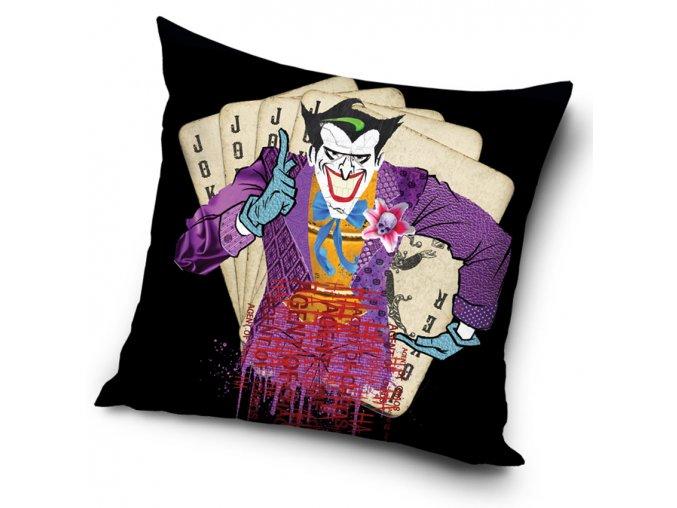 Povlak na polstar Batman Arkham Asylum Jokers Chaos