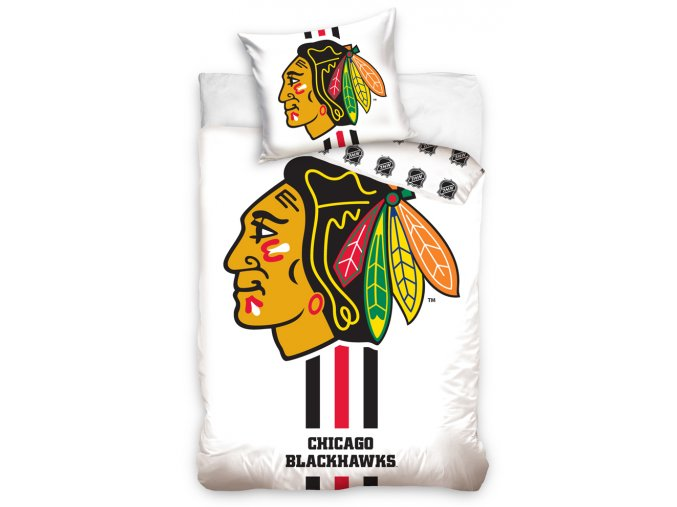 NHL povleceni Chicago Blackhawks White