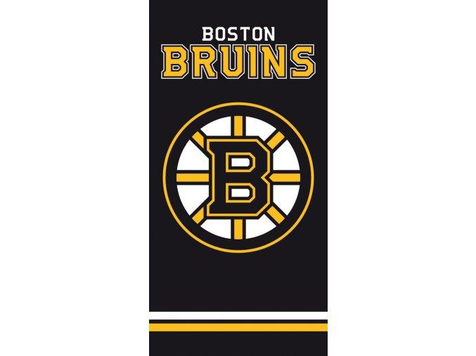 Hokejova osuska Boston Bruins Black