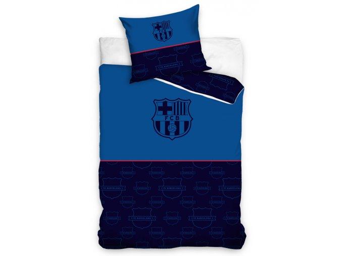 Fotbalove povleceni FC Barcelona Only Blue