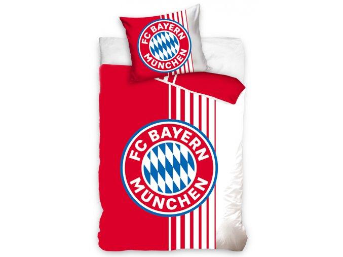 Fotbalove povleceni Bayern Mnichov Rote Streifen