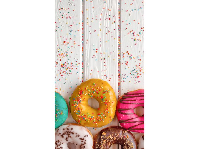Frote rucnicek 30x50 Donuts