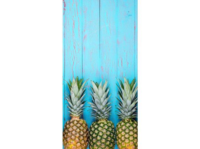 Plazova osuska Ananas Blue