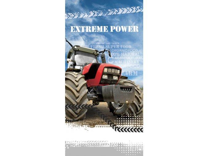 Detska osuska Traktor Extreme Power