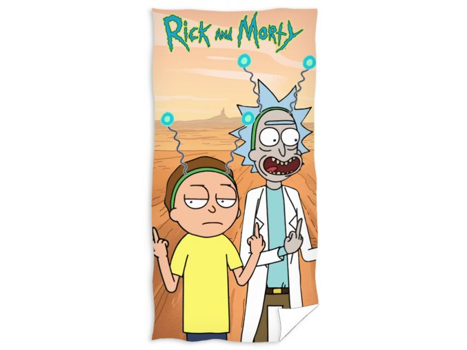 Detska osuska Rick and Morty