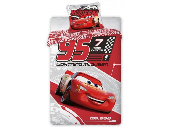 Detske povleceni Cars 3 Blesk McQueen