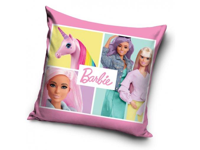 Detsky polstarek Duhová Barbie