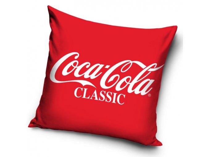 Polstarek Coca Cola Classic Logo