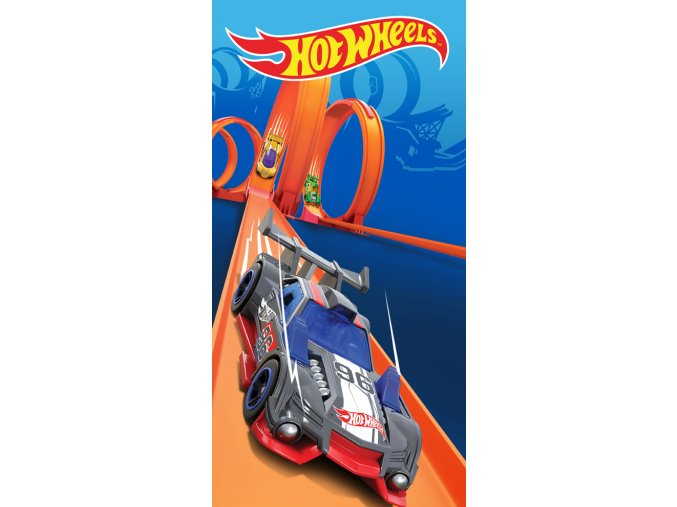 Detska osuska Hot Wheels Roto Revolution