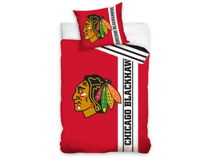 NHL povleceni Chicago Blackhawks Belt blackhawks201003
