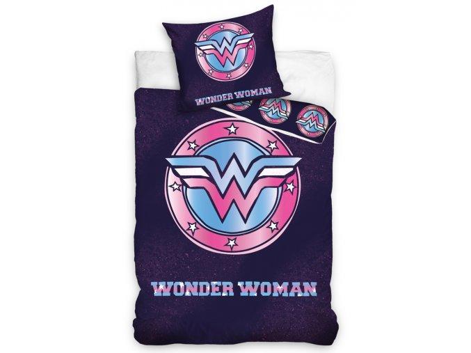 Detske povleceni Wonder Woman Erb Amazonek
