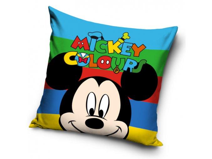 Detsky polstarek Mickey Colours MCKWD8349F