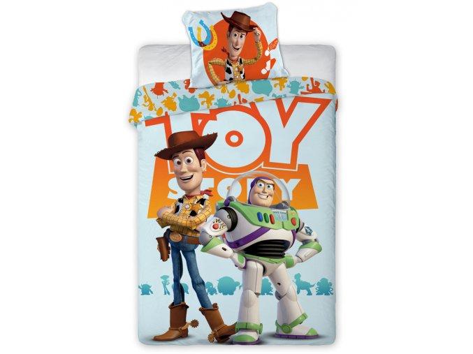 Detske povleceni Pribeh Hracek Buzz Raketak a Woody