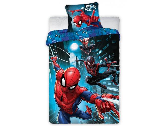 Detske povleceni Spider Man Rovnovaha