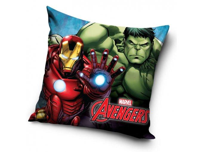 Detsky polstarek Avengers Hulk a Iron Man AV20711
