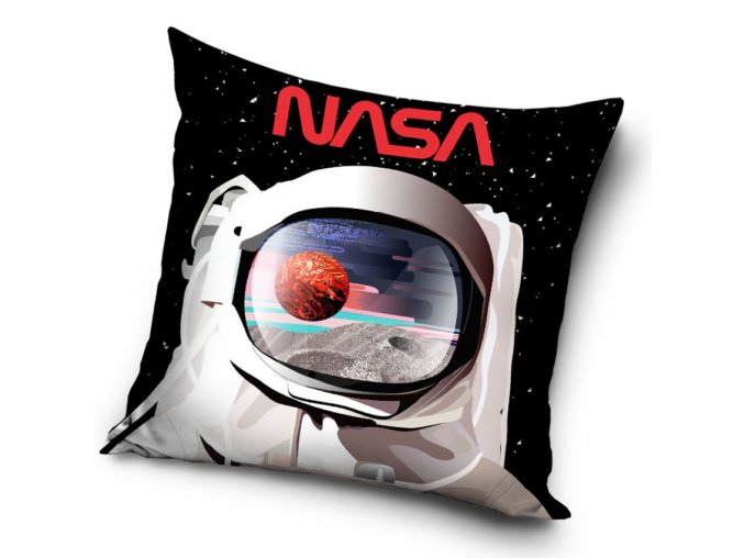 Povacek na polstarek NASA Spaceman 40x40cm